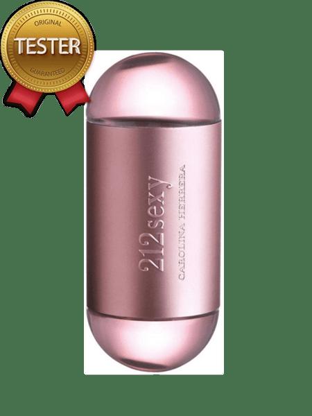 Carolina Herrera 212 Sexy EDP 100мл - Тестер за жени